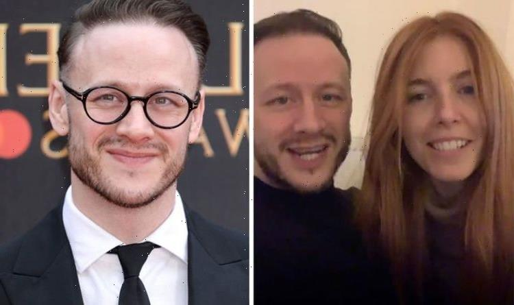 Kevin Clifton and Stacey Dooley disagree over pricey bedroom 'Four-times the cost!'