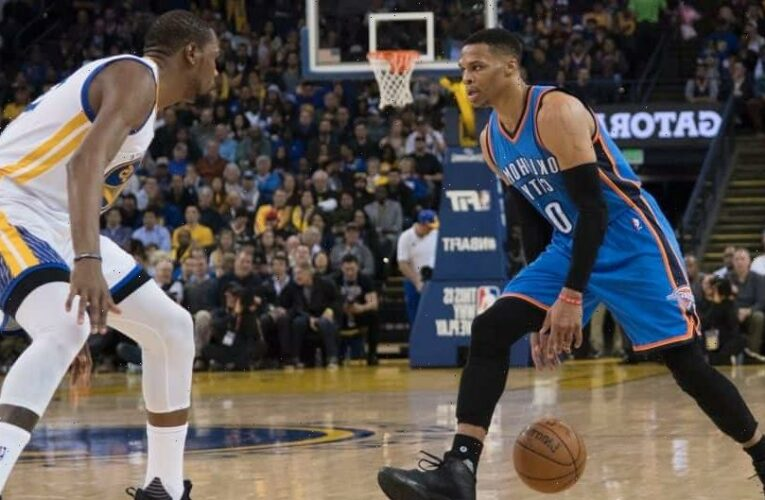Kevin Durant names top-five teammates, forgets Russell Westbrook
