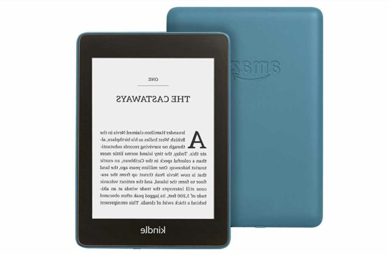 Kindle Paperwhite back at £99 on Amazon – saving book-lovers £20