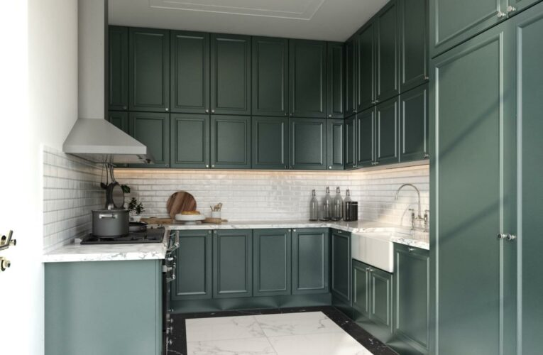 Kitchen Cabinet Colors You'll See Everywhere In 2021