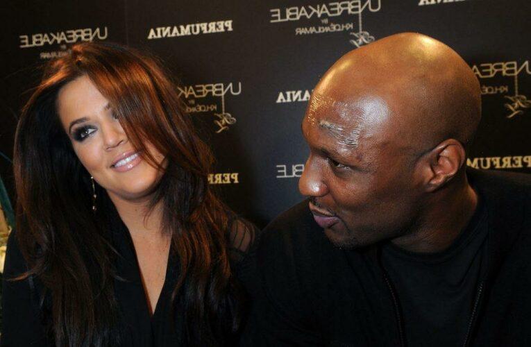 Lamar Odom Reveals If He Was Surprised By Khloé Kardashian's Divorce Filing