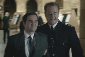 Line of Duty fans desperate for Martin Compston's Steve Arnott to arrest 'H' suspect Osborne as series one payback