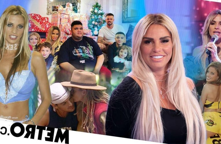 Love her or hate her, the world would be dull without Katie Price
