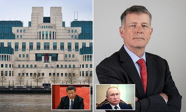 MI6 boss says secret service spying on other nations' pollution levels