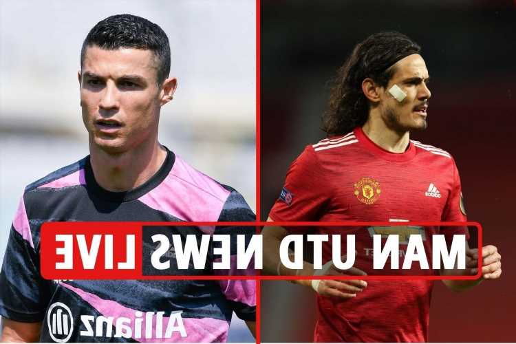 Man Utd to do everything to keep Cavani – Solskjaer, Red Devils 'only club interested in Cristiano Ronaldo transfer'