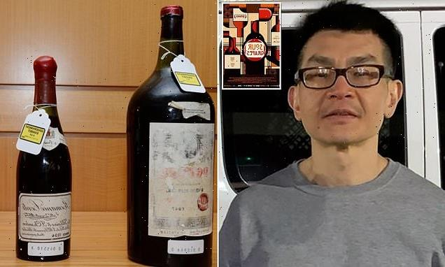 Man who conned wine collectors out of millions is deported from the US
