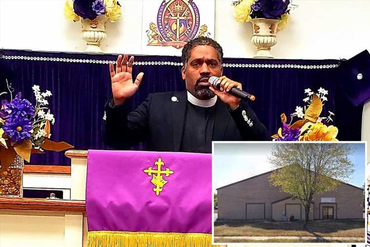 Maryland Pastor Rudolph Brooks Jr facing 20 years for 'using $3.5million in Covid PPP loans to buy Tesla,' FBI says