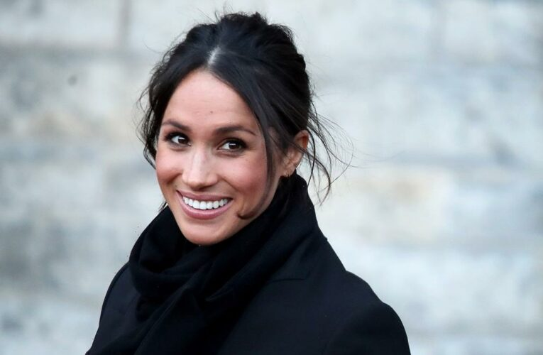 Meghan Markle stars in never-before-seen photo prior to meeting Prince Harry