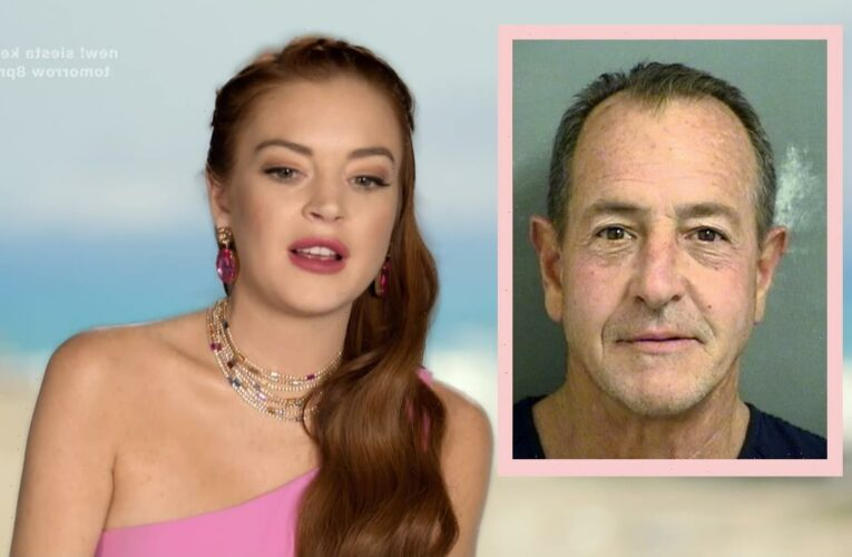 Michael Lohan Arrested In Connection With Scheme Exploiting Rehab Patients – Including One He Was Allegedly Sleeping With!