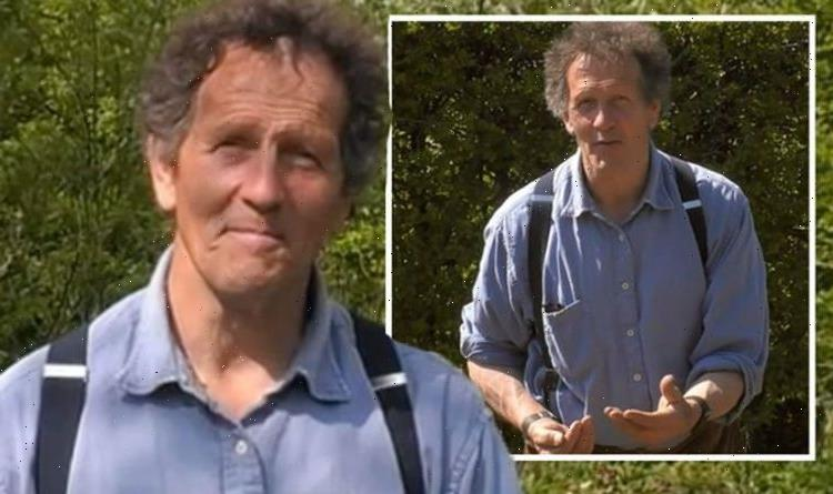 Monty Don announces break from Gardeners' World role: 'I'm going away!'