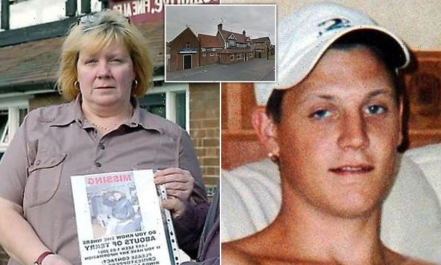 Mum of missing Terry McSpadden, 24, hopes to find to lay him to rest