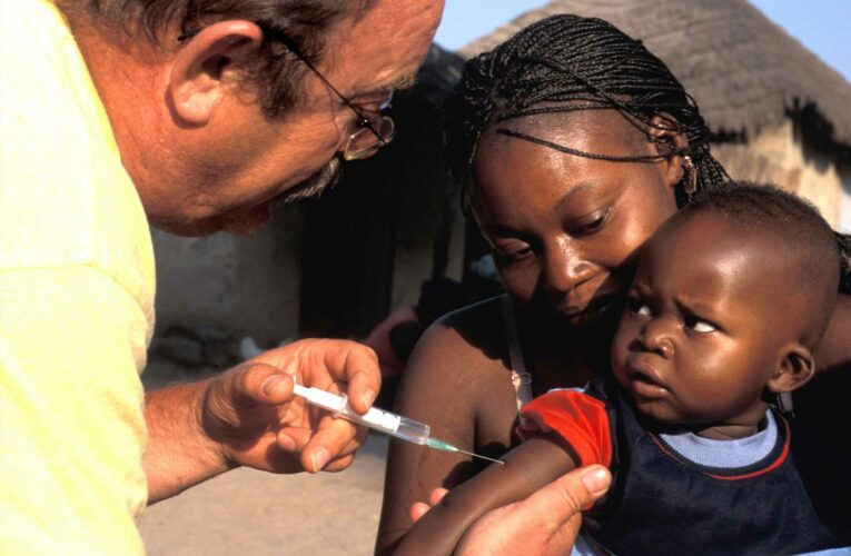 New malaria vaccine developed by British scientists proves highly effective