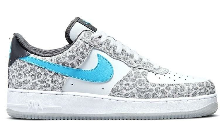 "Nike's Air Force 1 Receives Wild ""Leopard"" Patterns"