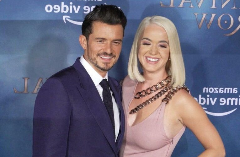 Orlando Bloom's Has Hilarious Response to Katy Perry's New Look
