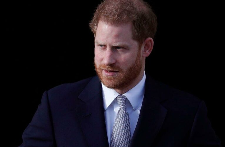 Prince Harry 'to wear a suit to Prince Philip's funeral' after being stripped of military titles