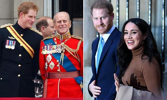 Prince Philip dies: Harry may have to isolate from Meghan for 14 days
