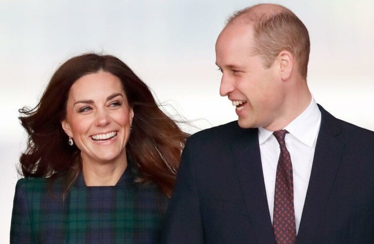 Prince William and Kate Middleton Celebrate 10th Wedding Anniversary