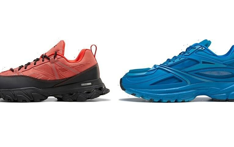 "Reebok Unveils the Premier Road Modern ""Pure Blue"" and DMX Trail Shadow ""Clay Red"""