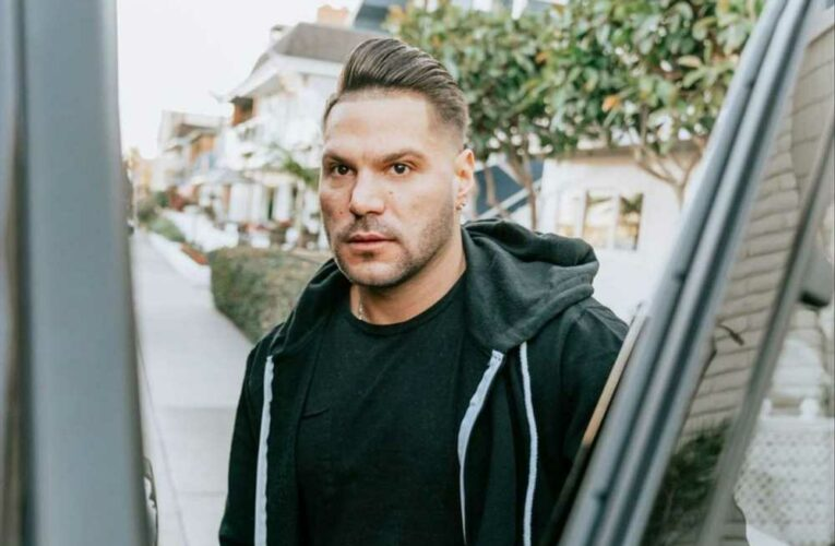 Ronnie Ortiz-Magro speaks out after arrest for alleged domestic violence