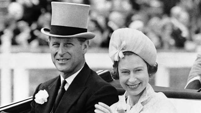 Royal family releases montage of Prince Philip images ahead of his funeral