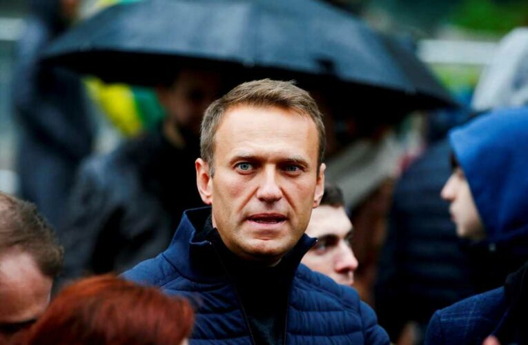 Russian opposition leader Alexei Navalny ends 24-day hunger strike