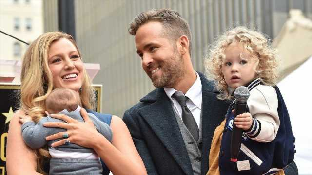 Ryan Reynolds Has Hilarious Way to End Daughter's Baby Shark Obsession