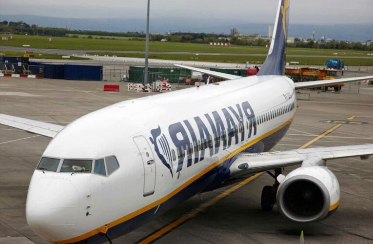 Ryanair told to pay up to £350 compensation to thousands of customers over pilot strikes THREE years ago