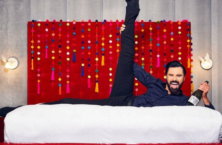 Rylan Clark-Neal says Eamonn Holmes and Ruth Langsford will 'always hold a place in his heart' after help at start of career