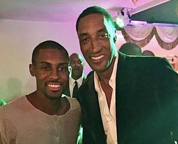 Scottie Pippen Mourns Firstborn Son AntronDead At 33: 'I Love You, Son, Rest Easy'