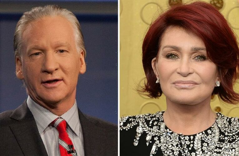 Sharon Osbourne To Guest On 'Real Time With Bill Maher' This Week