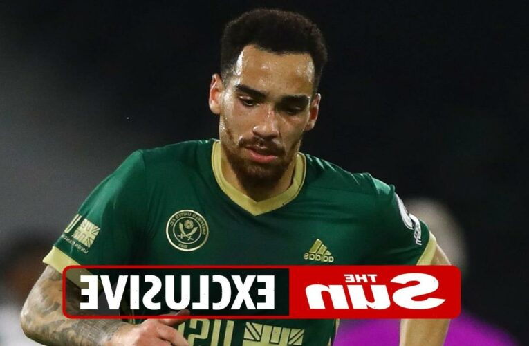 Sheff Utd star Kean Bryan set to be handed Prem transfer lifeline by Watford on free with clubs set to swap leagues