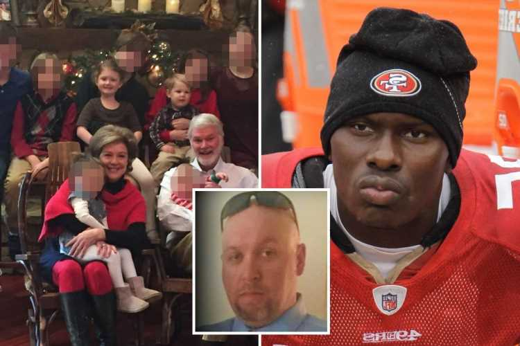 Sixth victim 'shot' by NFL pro Phillip Adams dies 3 days after massacre killed 'doc who took away his meds' & family