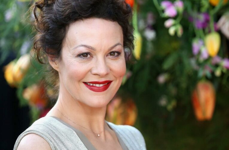 Sixty Second Therapist: Helen McCrory