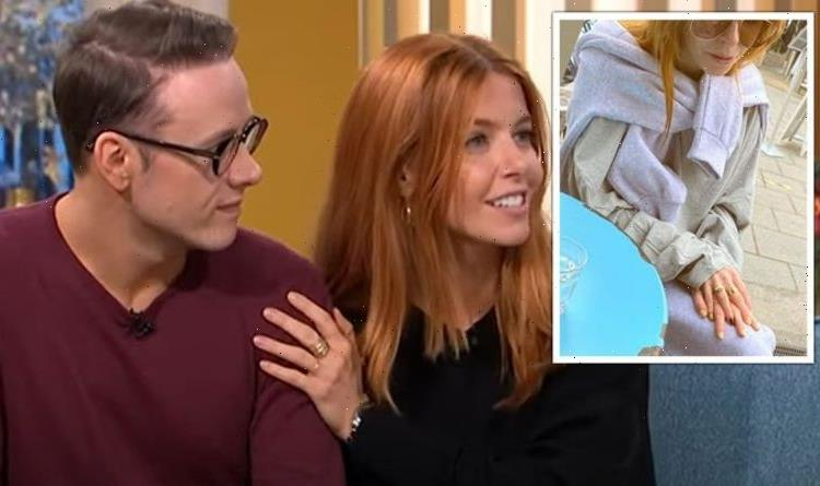 Stacey Dooley sports two bands on wedding finger amid Kevin Clifton marriage remarks