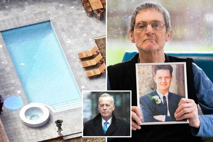 Stuart Lubbock's terminally ill dad makes desperate 'final appeal' over son's death in Michael Barrymore's swimming pool