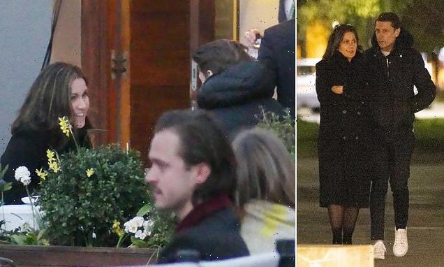 Susanna Reid sparks claims she's REUNITED with ex Steve Parish