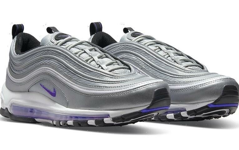 "Take an Official Look At the Nike Air Max 97 ""Purple Bullet"""