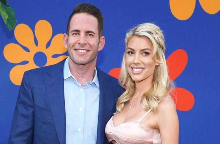 Tarek and Heather Talk Wedding Plans & His Relationship With Christina