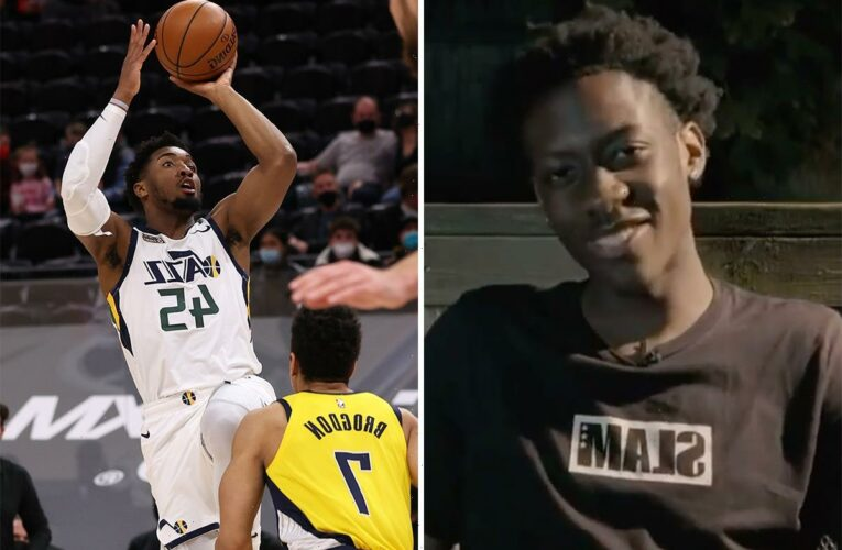Terrence Clarke mourned by NBA's Donovan Mitchell and Kentucky University after 19-year-old dies in shock crash