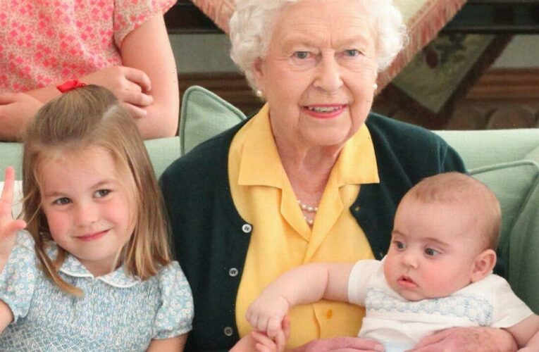 The Queen shares heartfelt message to Prince Louis as her great-grandson turns three