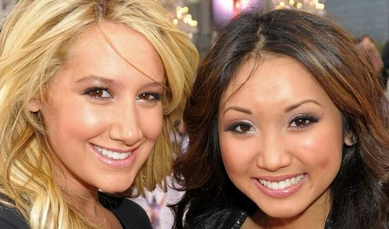 The Untold Truth Of Brenda Song And Ashley Tisdale's Friendship