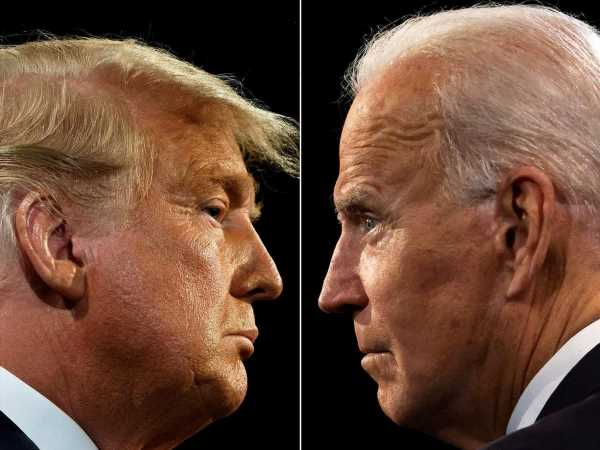 These Photos Of Biden's 2021 Address To Congress Vs. Trump's 2020 SOTU Show Some Big Changes