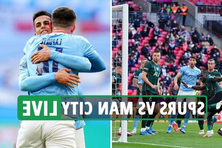 Tottenham vs Man City – Carabao Cup final LIVE: Result and reaction as Guardiola's City win for FOURTH time in a row