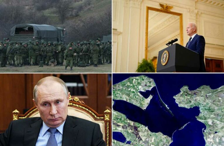 US Embassy warns that conditions in Ukraine could change 'with little notice'
