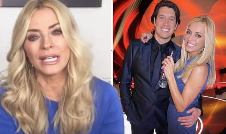 Vernon Kay admits Tess Daly urged him not to change too much after I'm A Celeb weight loss