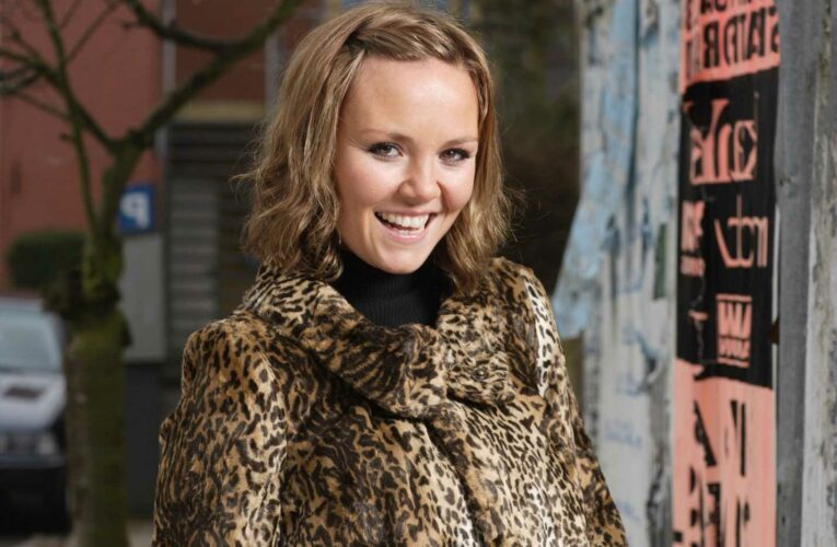 Who is Charlie Brooks and who does she play in EastEnders?