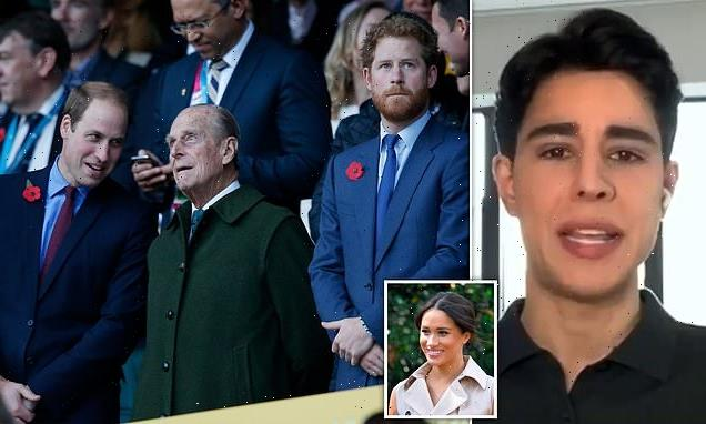 William's tribute to Philip was not a dig at Harry, says Omid Scobie