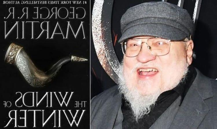 Winds of Winter progress: George RR Martin shares cryptic Winter is Coming image and more