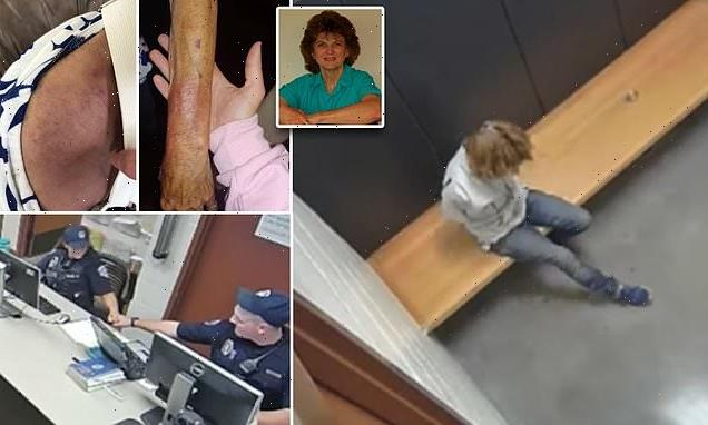 Woman with dementia sat in jail cell without medical care for 6 hours