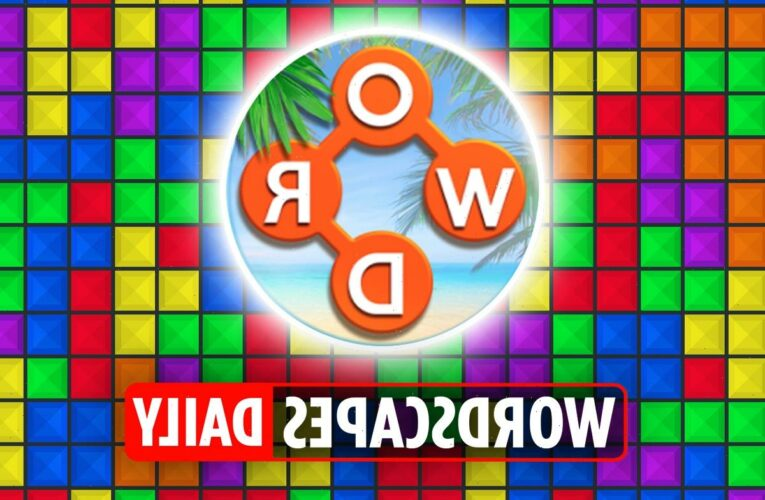 Wordscapes daily puzzle Tuesday April 20: What are the answers today?